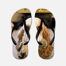 Cocker Spaniel Flip Flops