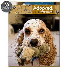 Cocker Spaniel Puzzle