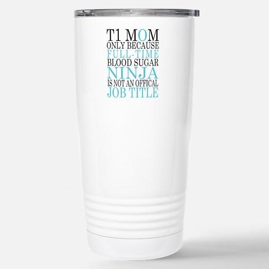 T1 Mom Ninja Mugs