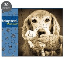 Golden Retriever Puzzle