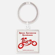 Cafepress10x10e Square Keychain