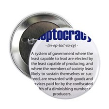 "Ineptocracy 2.25"" Button"