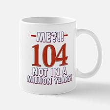 104 years already??!! Mug