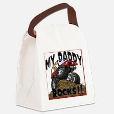MyDaddyRocks2 Canvas Lunch Bag