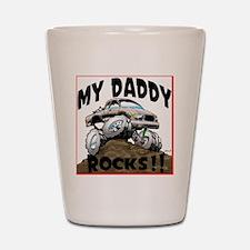 ToyotaDaddyRocks Shot Glass