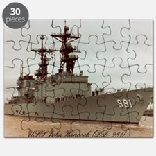 jhancock large framed print Puzzle