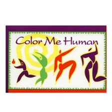 Multicultural Store Postcards (Package of 8)
