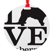 Love my Berner Ornament