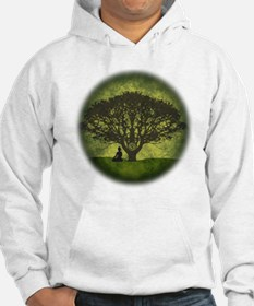 Buddha Beneath the Bodhi Tree Jumper Hoody