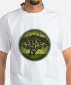 Buddha Beneath the Bodhi Tree Shirt