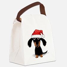 santadoxietee Canvas Lunch Bag