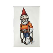 Good Recovery Gnome Rectangle Magnet