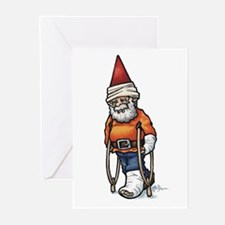 Good Recovery Gnome Greeting Cards (Pk of 10)