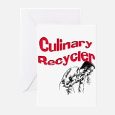 Culinary Recycler Greeting Cards (Pk of 10)