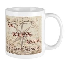 Ask Believe Receive Mug