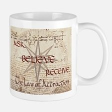 Ask Believe Receive Small Small Mug