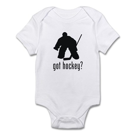 Hockey 1 Infant Bodysuit