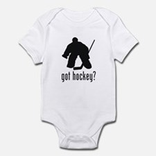 Hockey 1 Infant Bodysuit