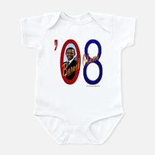 Obama 08 Signature Infant Bodysuit