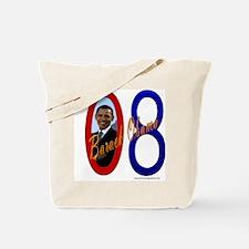 Obama 08 Signature Tote Bag