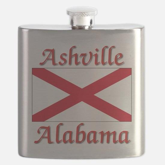 Ashville Alabama Flask