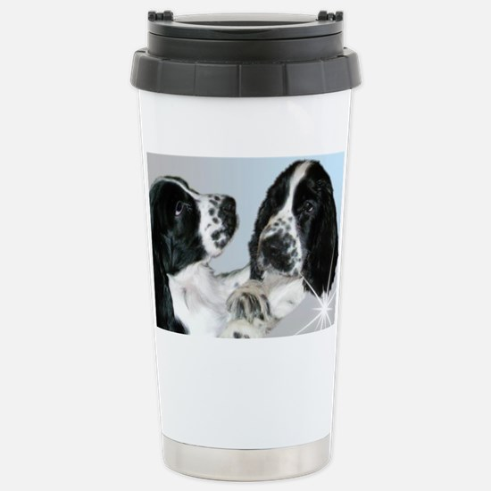 Spaniel Stainless Steel Travel Mug