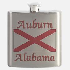 Auburn Alabama Flask