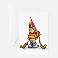 Sporting Gnome Greeting Cards (Pk of 10)