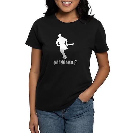 Field Hockey Women's Dark T-Shirt