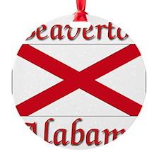 Beaverton Alabama Ornament