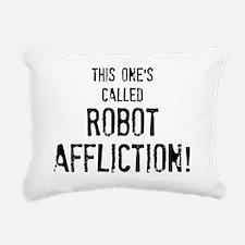 robotaff Rectangular Canvas Pillow