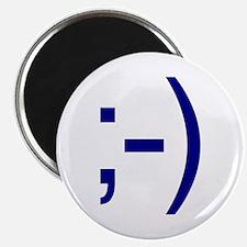 Internet Winkie Emoticon Magnet