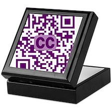 CCProseKids QR Logo Keepsake Box