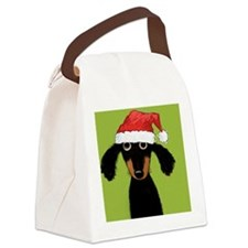 doxiesticker Canvas Lunch Bag
