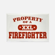 Property of a Firefighter Rectangle Magnet