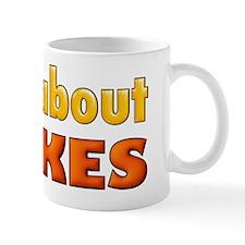 MAD ABOUT LATKES Mug
