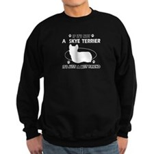 SKYE TERRIER designs Sweatshirt