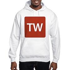 Triple-Word Hoodie
