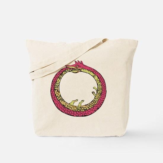 Ouroboros - Eternal Return Tote Bag