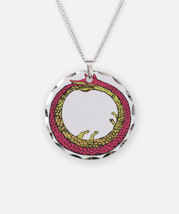 Ouroboros - Eternal Return Necklace