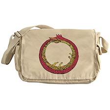 Ouroboros - Eternal Return Messenger Bag