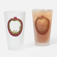 Ouroboros - Eternal Return Drinking Glass