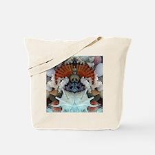 Shells flip flop Tote Bag
