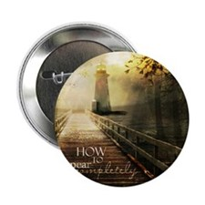 """How to Disappear Completely 2.25"""" Button (10 pack)"""