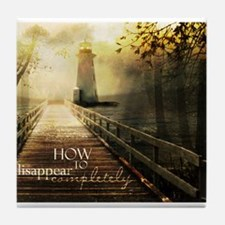 How to Disappear Completely Tile Coaster