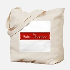 Rue Saint-Jacques, Montreal (CA) Tote Bag