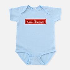 Rue Saint-Jacques, Montreal (CA) Infant Bodysuit