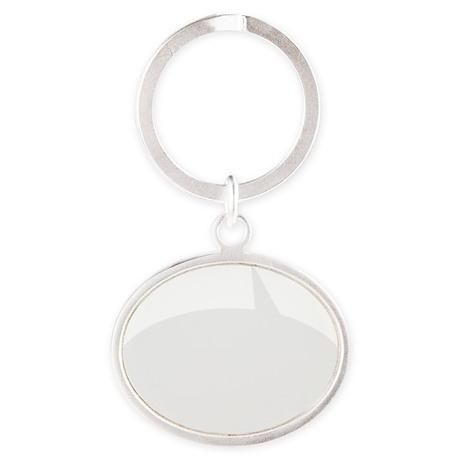 BIG Bjarke Ingels t-shirt Oval Keychain