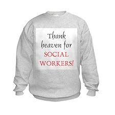 Thank Heaven SW BRT Sweatshirt