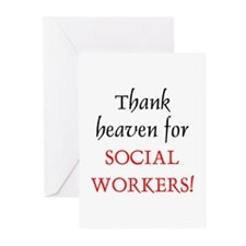 Thank Heaven SW BRT Greeting Cards (Pk of 10)